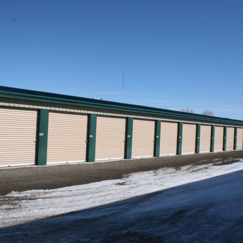 Four Corners Self Storage - Bozeman MT