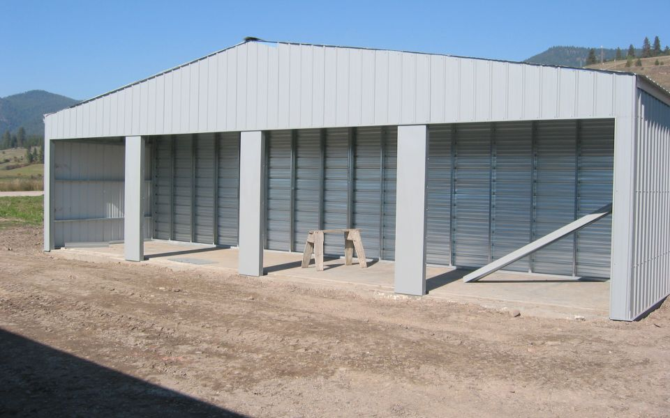 Mill Creek Mini Storage Gt Gallery Gt Rolled Steel Products