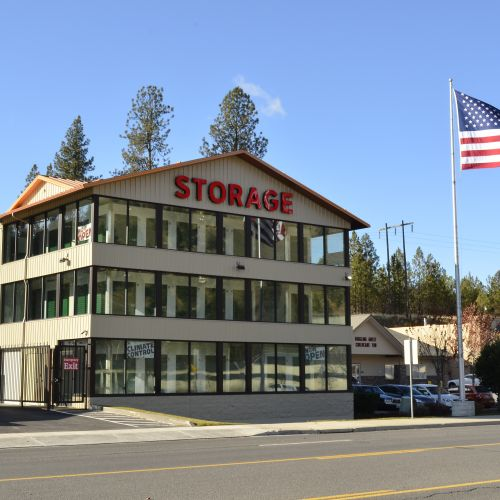 Storage Solutions - Spokane